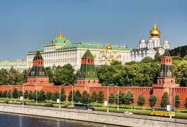 Московский Кремль летом